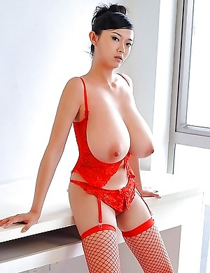Big with Asian tits porn girls